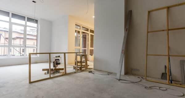 Quelles sont les étapes d'une rénovation complète?