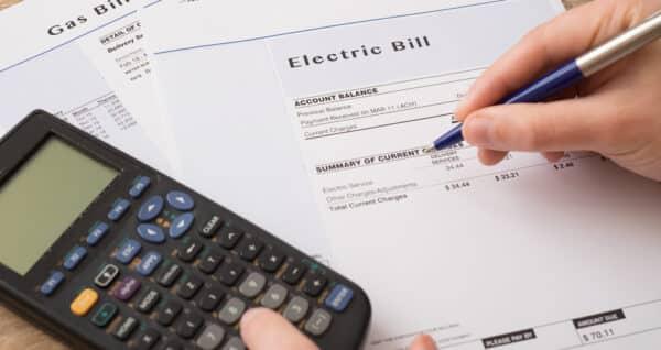 réduire facture d'éléctricité